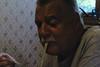 Frank Eating Spaghetti (nicksav129) Tags: family dinner canon italian goofballs
