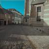 Sint Walburgskerk (PhotompNL) Tags: analoog bronicasqai film kodakektar100120 nederland zutphen bronica senza sqai kodak tektar 100 120 6x6 mf mediumformat middenformaat square netherlands paysbas analog analogue colour color c41