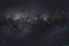 The Milky Way Galaxy along the galactic plane (Martin_Heigan) Tags: milkyway galaxy 2016 martin heigan astronomy astrophotography nightsky mhastrophoto stars starstuff galacticplane ourgalaxy ourmilkywaygalaxy themilkyway carina–sagittariusarm sagittariusarm gasanddust astrometrydotnet:id=nova1870783 astrometrydotnet:status=solved sparkling diamondsinthesky stellar galacticcenter galacticcore galacticcentre melkweg sterrestelsel sterrekunde longexposures