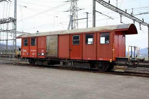 SBB Werkzeugwagen 94 46 401-3 Hendschiken