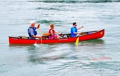 BOATING ON MENAI STRAITS. (tommypatto : ~ IMAGINE.) Tags: canoe kayak boating boats wales northwales menaistraits
