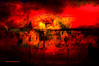 GLOBAL WARMING. (Viktor Manuel 990.) Tags: surrealism surrealista warming calentamiento red rojo warmcolours colorescalidos digitalart artedigital querétaro méxico victormanuelgómezg abstract abstracto