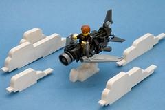 Aeronaut (ted @ndes) Tags: lego speederbike hoverbike skyfi