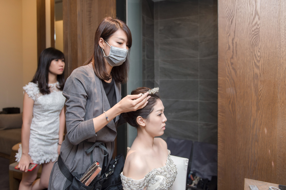 台南婚攝 晶英酒店 婚禮紀錄 C & Y 009