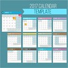 free vector 2017 calendar template (cgvector) Tags: 2017 april august background black blue business calendar calendar2017 calendartemplate clean color date day december design english european february flat flatcalendar illustration international isolated january july june march may modern month monthly november number october office page print ribbon saturday september sheet simple sunday template vector week weekend white year