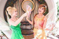 Tink & Fawn (dolewhip) Tags: fawn tinkerbell disney disneyland fantasyland pixiehollow