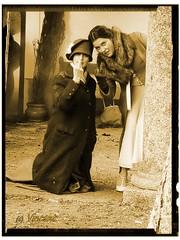 ESPAÑA PROFUNDA 780 (VincentToletanus) Tags: figuracion actores recreaciones epoca años 20 cine tv series rodajes actor cinema films figuration costumes history fiction shooting peliculas trajes historia ficcion