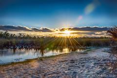 Florida Sunset (DonMiller_ToGo) Tags: hdr clouds water 3xp hdrphotography nature onawalk sunsets sky sunsetsniper outdoors goldenhour sunsetmadness florida