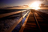 Endless Pier (Spectacle Photography) Tags: onemilejetty pier babbageisland babbage carnarvon westernaustralia australia australian australisia sunset sun sunshine rickety oldpier