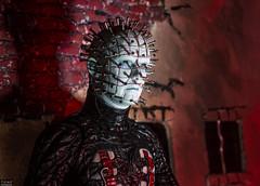 Pinhead (MadMartigen) Tags: pinhead cenobite hellraiser mezcotoyz toy horror