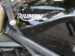 P1010541 (grumpyward) Tags: triumph motorcycle france lumix greoux les bains povence