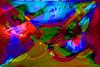 Círculos y Vértices (seguicollar) Tags: abstracto abstracción colorido color red bleu vértices círculos virginiaseguí imagencreativa photomanipulación artedigital arte art artecreativo