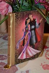 Journal Mulan et Li Shang Disney Fairytale Designer Collection (Girly Toys) Tags: limited edition doll designer fairytale mulan et li shang collection journal disney fa mushu chien po chi fu cri kee crikee zhou general aurelmistinguette missliliedolly girlytoys girly toys