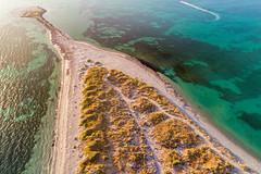Sand Bar (James A Collins) Tags: aerialphotography woodmanpoint westernaustralia beach dji drone djiphantom4pro coogee australia au