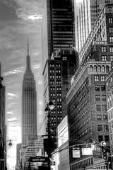 Empire State Building (TXA Photography) Tags: nyc newyorkcity usa ny newyork us cityscape manhattan streetphotography empirestatebuilding newyorkarchitecture