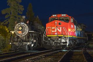 Canadian Northern Railway Centennial
