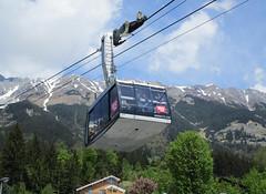 IVB Nordkette bahn Innsbruck-Hungerburg (Arthur-A) Tags: austria oostenrijk innsbruck nordkette kabelbaan ivb nordekettebahn