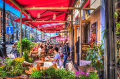 Street Cafe on Nevsky Prospect (Kev Walker ¦ 8 Million Views..Thank You) Tags: stpetersburg russia hdr 2015 kevinwalker