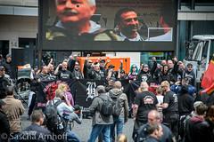 "Neonazi-Hooligans der ""Berserker Pforzheim"" (sascha.arnhoff) Tags: west demo michael frankfurt main nazi ost ester hooligans widerstand seitz schlagstock pfefferspray rosmarkt stürzenberger"