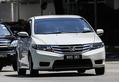 MAL WXS 2113 (rOOmUSh) Tags: white honda accord malaysia insingapore