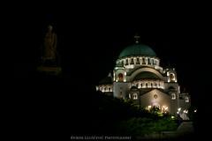 Temple Saint Sava (djordjegluscevic) Tags: architecture temple serbia belgrade beograd srbija hram svetisava saintsava vracar hramsvetogsave republicofserbia templesaintsava