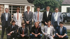 "First XI 1987 • <a style=""font-size:0.8em;"" href=""http://www.flickr.com/photos/47246869@N03/19176203063/"" target=""_blank"">View on Flickr</a>"