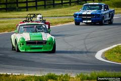 1973 MGB GT V8 (autoidiodyssey) Tags: usa classic cars racecar vintage wv gt 1973 v8 mgb summitpoint vrg jefferson500 vintageracergroup lesgonda 2015jefferson500