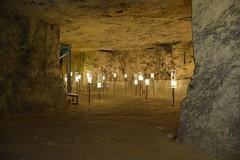 Caverne du Dragon at Chemin des Dames (France 2015)