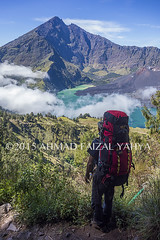 _DSC0194SSEw (a.faizal) Tags: mountain lake indonesia asian volcano asia hiking hike hikers volcanic lombok asean anak mountaineer danau rinjani segara lombokisland mountrinjani segaraanak danausegaraanak segaraanaklake