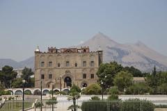 Castello della Zisa, Palermo (NunoCardoso) Tags: italy palermo castello zisa
