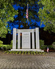 War Memorial (Nick Barese) Tags: night newjersey memorial war paramus photomatix canon6d canon1635lf4is