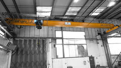 5 tonne Overhead Crane from Granada Cranes and Handlin