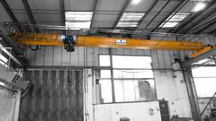 5 tonne Overhead Crane from Granada Cranes and Handlin