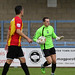 """Shane Murphy Dorchester Town 0 v 1 Truro PSF 1-8-2015-3077 • <a style=""""font-size:0.8em;"""" href=""""http://www.flickr.com/photos/134683636@N07/20020444250/"""" target=""""_blank"""">View on Flickr</a>"""