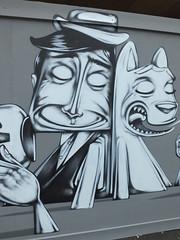 Street art Bristol, Upfest 2015 (DJLeekee) Tags: streetart bristol graffiti bedminster 2015 upfest sepr