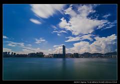 DSC03216 (YKevin1979) Tags: longexposure hongkong md minolta sony 20mm 20 香港 manualfocus f28 haida victoriaharbour 維多利亞港 a7ii 海大 nd1000 減光鏡 nd30 長曝 手動鏡 a7mark2 ilce7m2