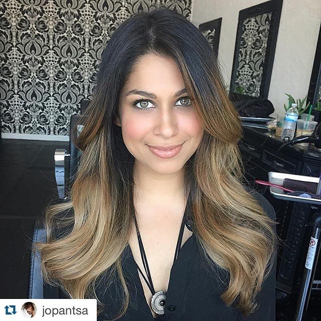 Repost @jopantsa with @repostapp. ・・・ hair olaplex