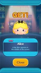 My newest Tsum (sh0pi) Tags: game alice disney wonderland app tsum tsums