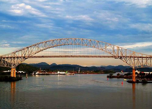 Bridge of the Americas OR Puente de las Américas OR Thatcher Ferry Bridge - Panama 22