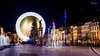 Illuminations de Noël (cleostan) Tags: illuminations nion clermontferrand auvergne puydedome france cleostan place de jaude maison house noël 2016 christmas