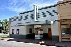 The Raye Theater - Hondo,Texas (Rob Sneed) Tags: usa texas hondo rayetheater vintage theater sign retro 1938 smalltown advertising texana americana boxoffice