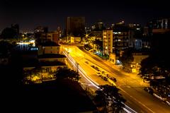 Luzes (soares.rodrigo@ymail.com) Tags: lua noite portoalegre rodrigo soares anoitecer cidade luzes riograndedosul