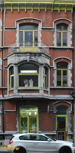 Liège / Luik -- Rue du Mery 20