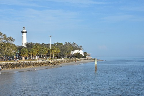 St. Simons Island lighthouse (Georgia)
