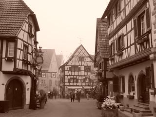 Carte postale d'Eguisheim