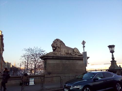 Budapeste, ponte das correntes