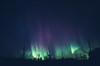 Haunted Flames (Bunaro) Tags: aurora borealis northern lights haunted flames ghostly fire visitfinland finland suomi central keskisuomi vihijärvi