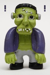 !Frankenstein surprised! (Craig Walkowicz) Tags: frankenstein monster creature decoration halloween cute charming exclamation funny humorous comical amusing silly friendly ccw