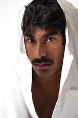 white... (Damien Manspeaker) Tags: white backround fluffy soft india sri lanka very good