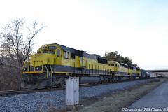 NYSW 3806 EMD SD60 (Trucks, Buses, & Trains by granitefan713) Tags: train freighttrain locomotive class2 nysw susquehanna newyork western railroad railfan emd electromotive sd emdsd60 sd60 standardcab